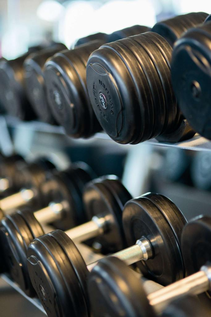 Dumbbells for Weightlifting