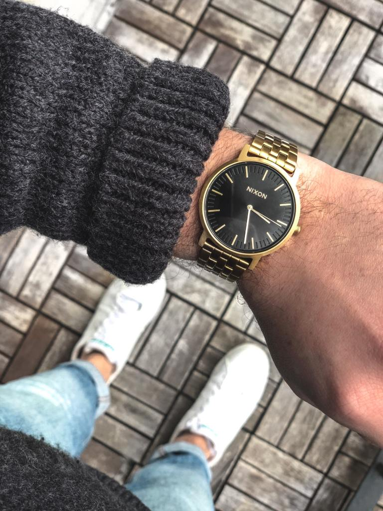 Wrist Watch Because Lifestyle Changes Take Time