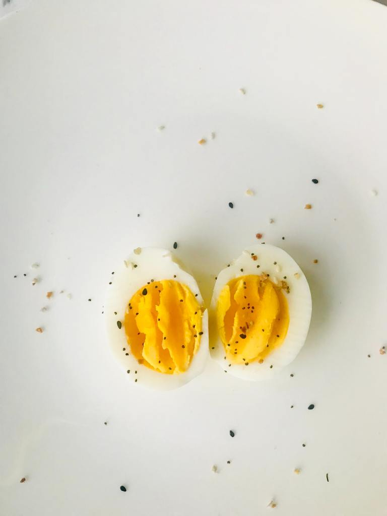 Hard Boiled Eggs for a Healthy Immune System