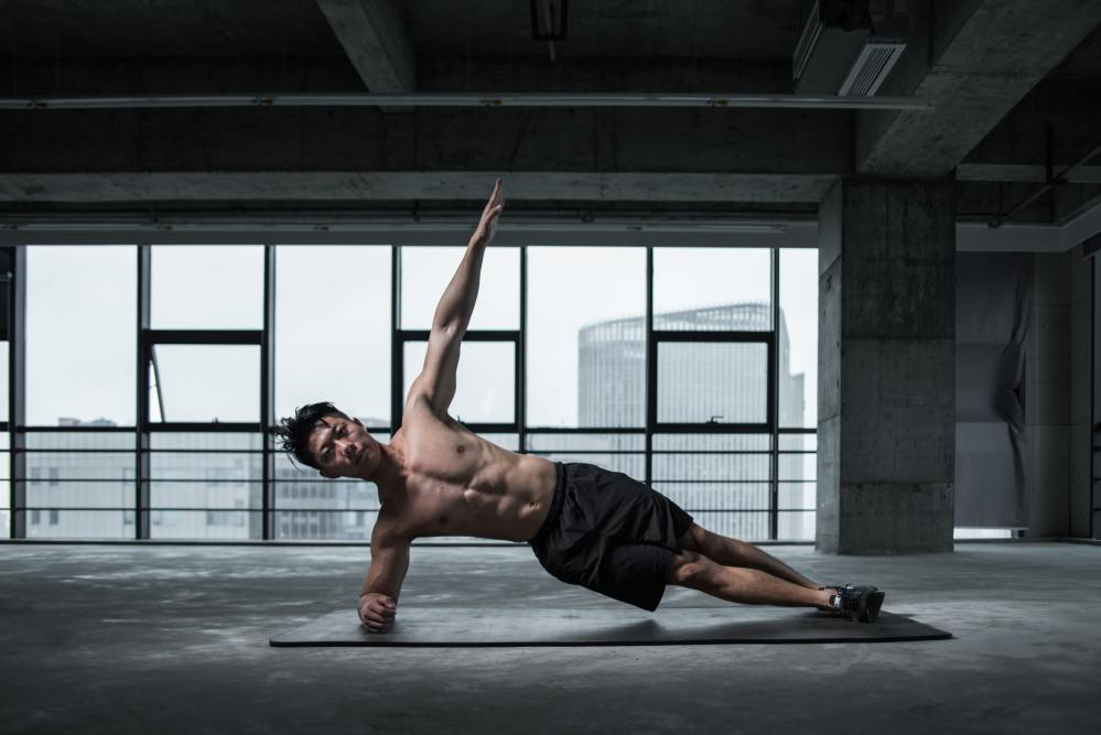 What Muscles Do Planks Work