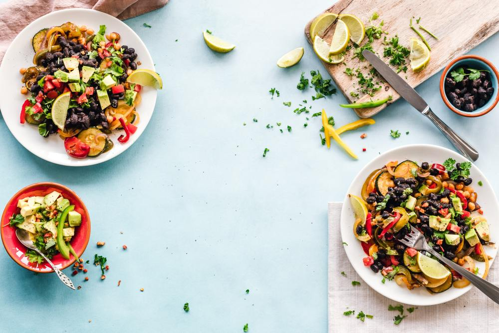 Healthy Food - Put It All Together