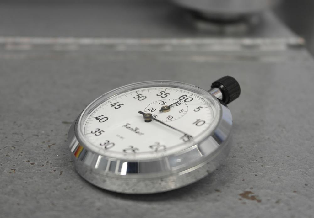 Stop Watch - 7 Minute Workout