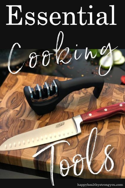 Essential Cooking Tools