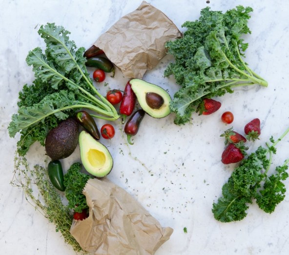 Cholesterol Lowering Foods- Fruits and Vegetables