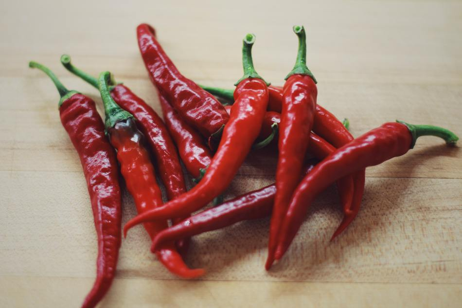 Common Cooking Ingredient Cayenne Pepper