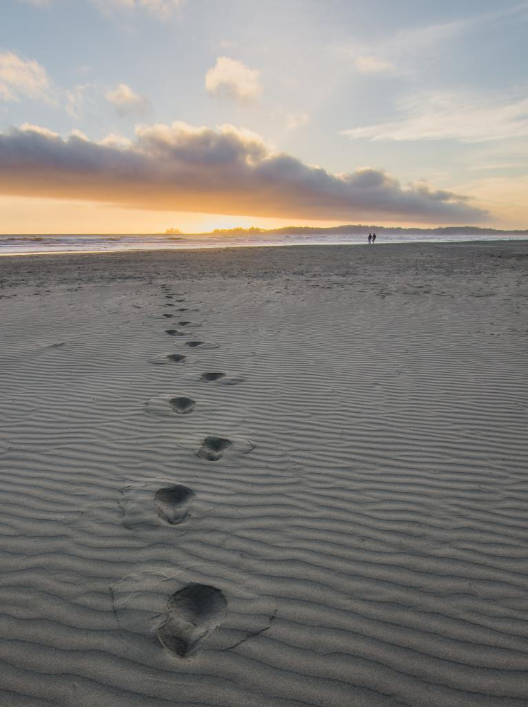 Walking on a Beach- How to Lose Lower Belly Fat