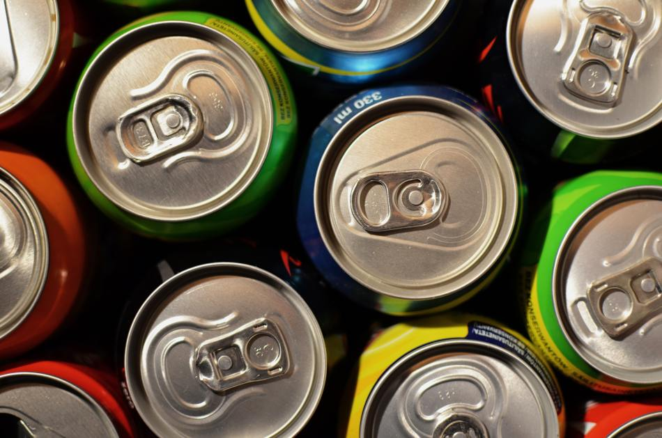 Tops of Soda Cans- How to Lose Lower Belly Fat