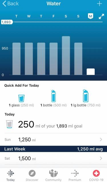 Fitbit Water Tracker- Why You Need A Fitbit