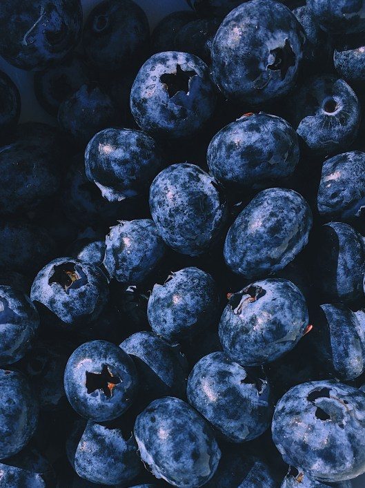 Blueberries- How To Cut Back On Sugar