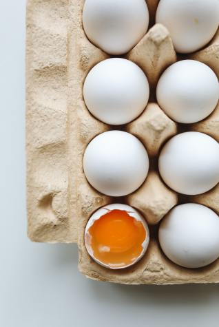 Eggs- High Protein Food