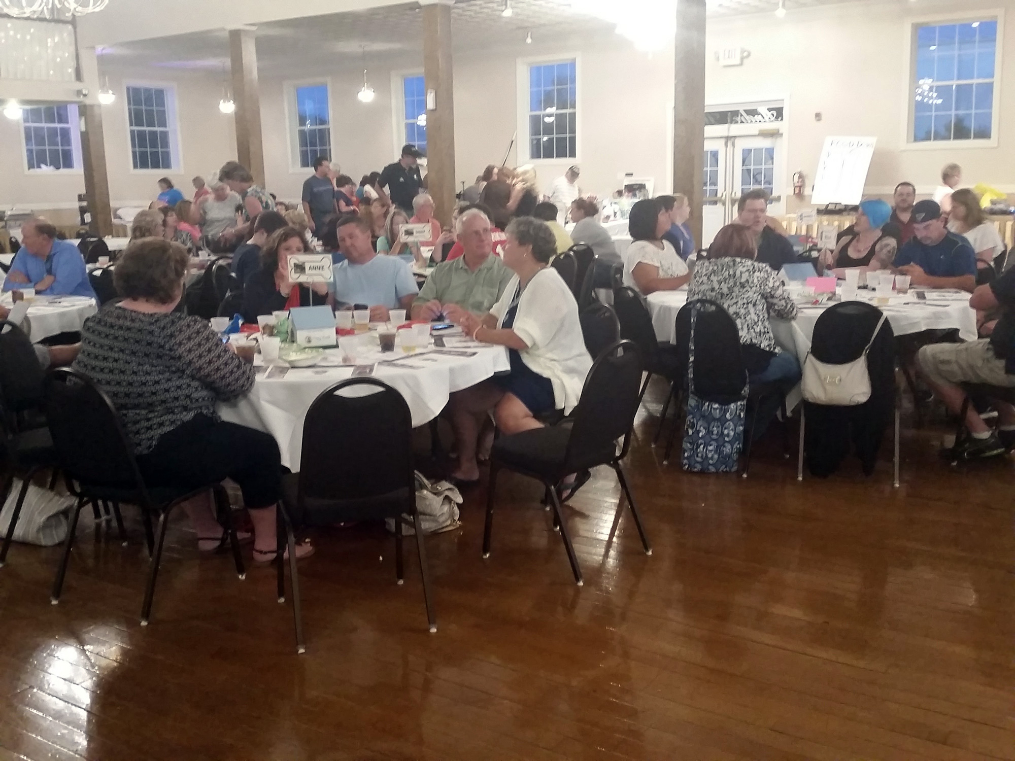 2016 Fundraiser Trivia Night