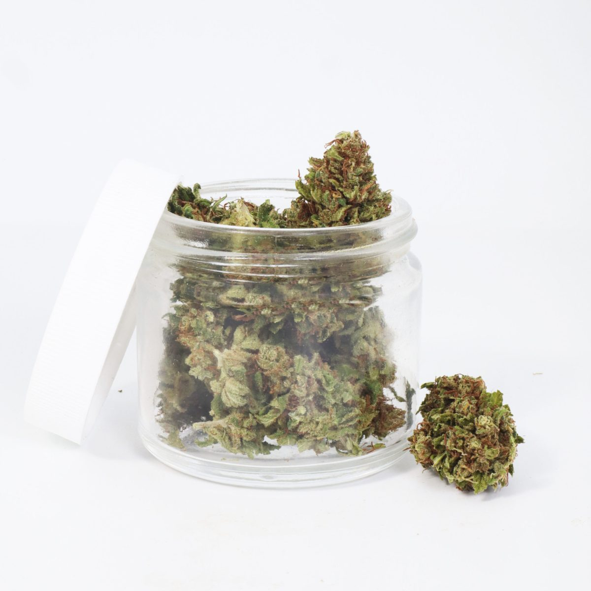 Rich results on Google's SERP when searching for 'Sour Space Candy Hemp Flower'