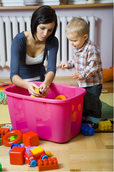 Organize Kid's Room
