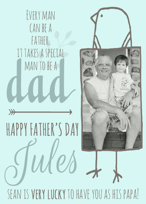 Happyfathersday Jules
