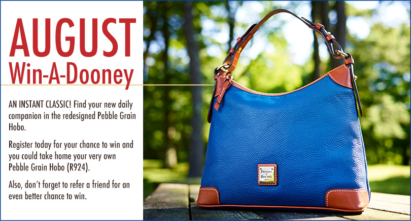 Dooney and Bourke Monthly Handbag Sweepstakes