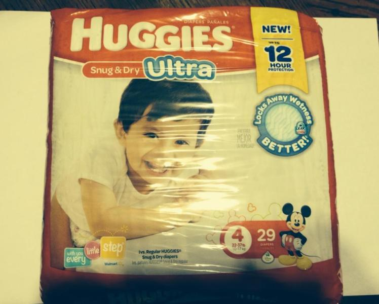 Huggies Snug and Dry Ultra