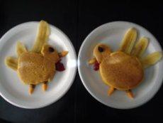 Turkey-rrific Pancakes!
