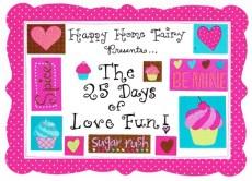 The 25 Days of Love Fun – Day 4: Ten Dollar Gift Date Night Challenge