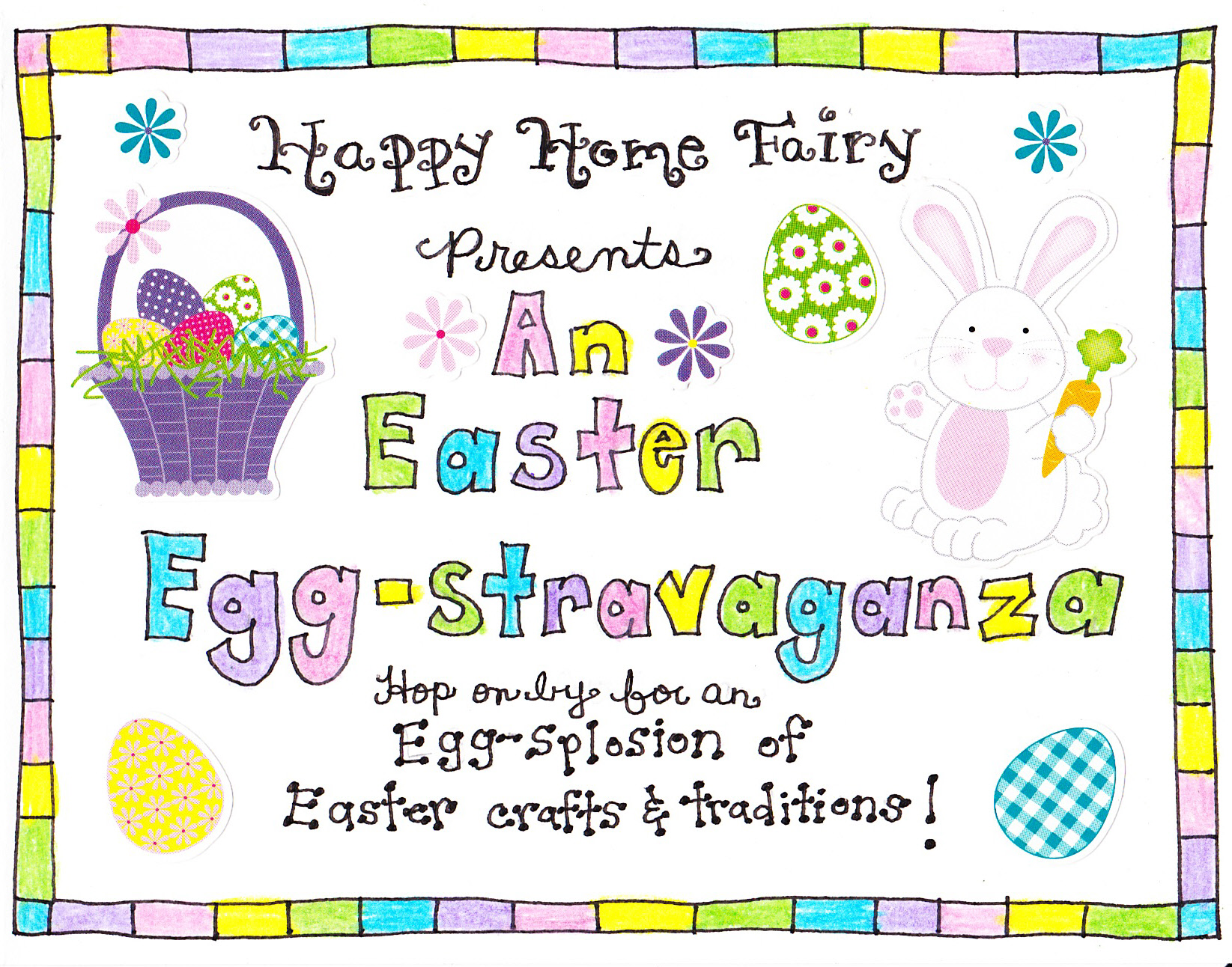Good Friday and Last-Minute Easter Ideas - Happy Home Fairy