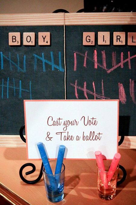 Gender Reveal Party Ideas Happy Home Fairy