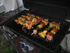 Recipe – Sweet Barbecue Chicken Kabobs