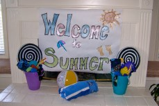 Welcome to Summer Banner