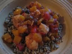 Recipe – Slow Cooker Mediterranean Chicken