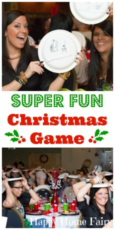 A SUPER FUN CHRISTMAS GAME