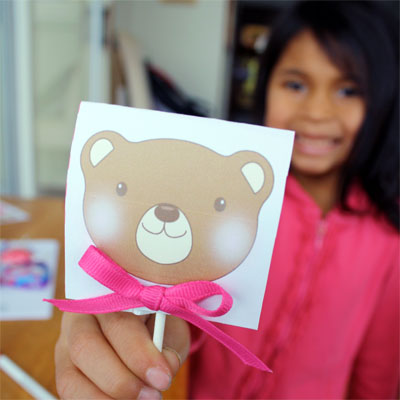 8 Beary Good Valentine Ideas - Happy Home Fairy