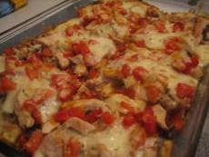 Recipe – BBQ Chicken Pizza