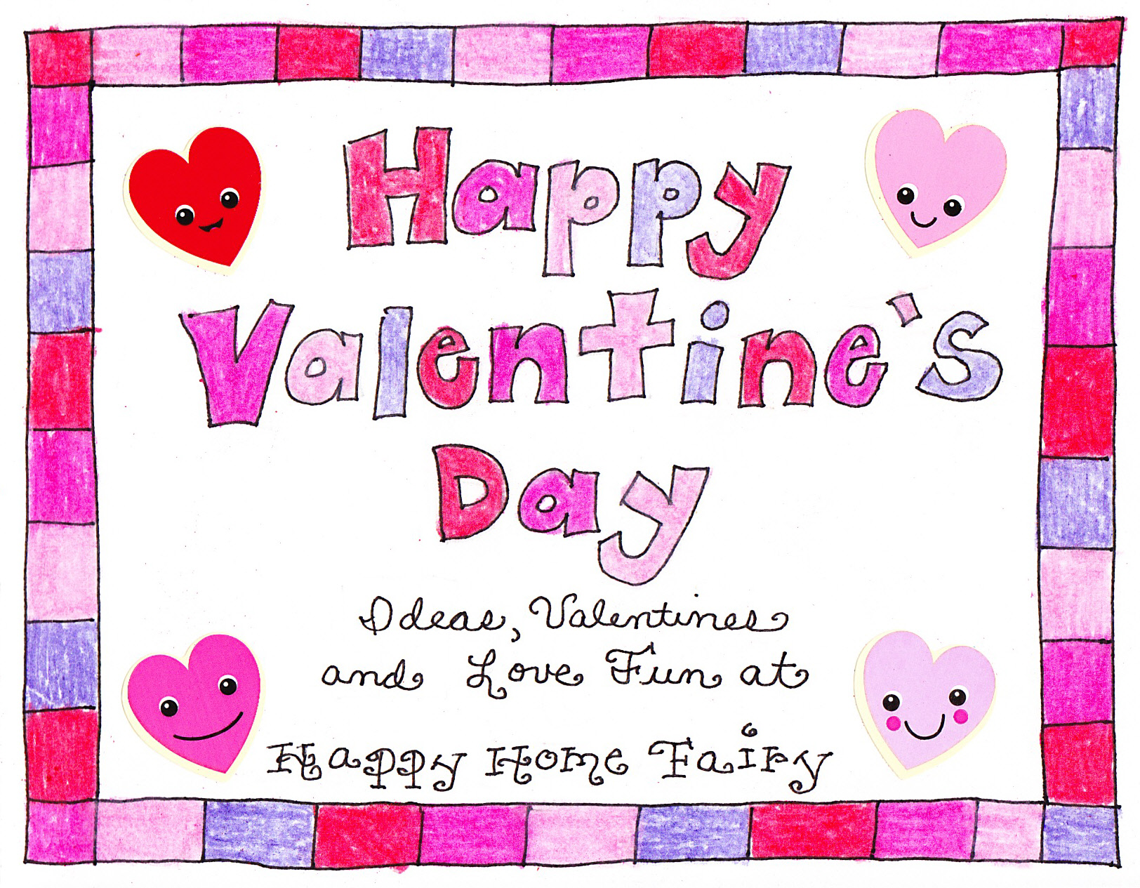 Heart Crafts for Valentine\'s Day - Happy Home Fairy