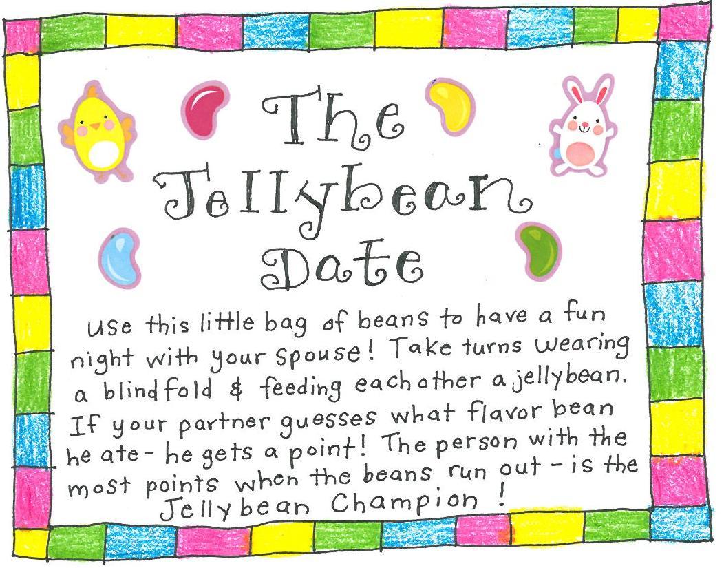 The Jellybean Date