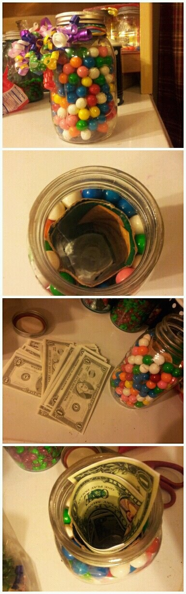 Fun Ways To Give Money As A Gift Happy Home Fairy