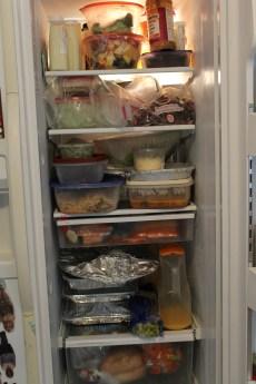 My Refrigerator Overflows…
