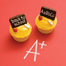 School is a Piece of (Cup) Cake