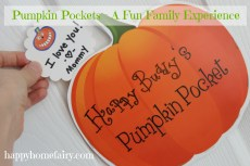 Pumpkin Pockets – FREE Printable!