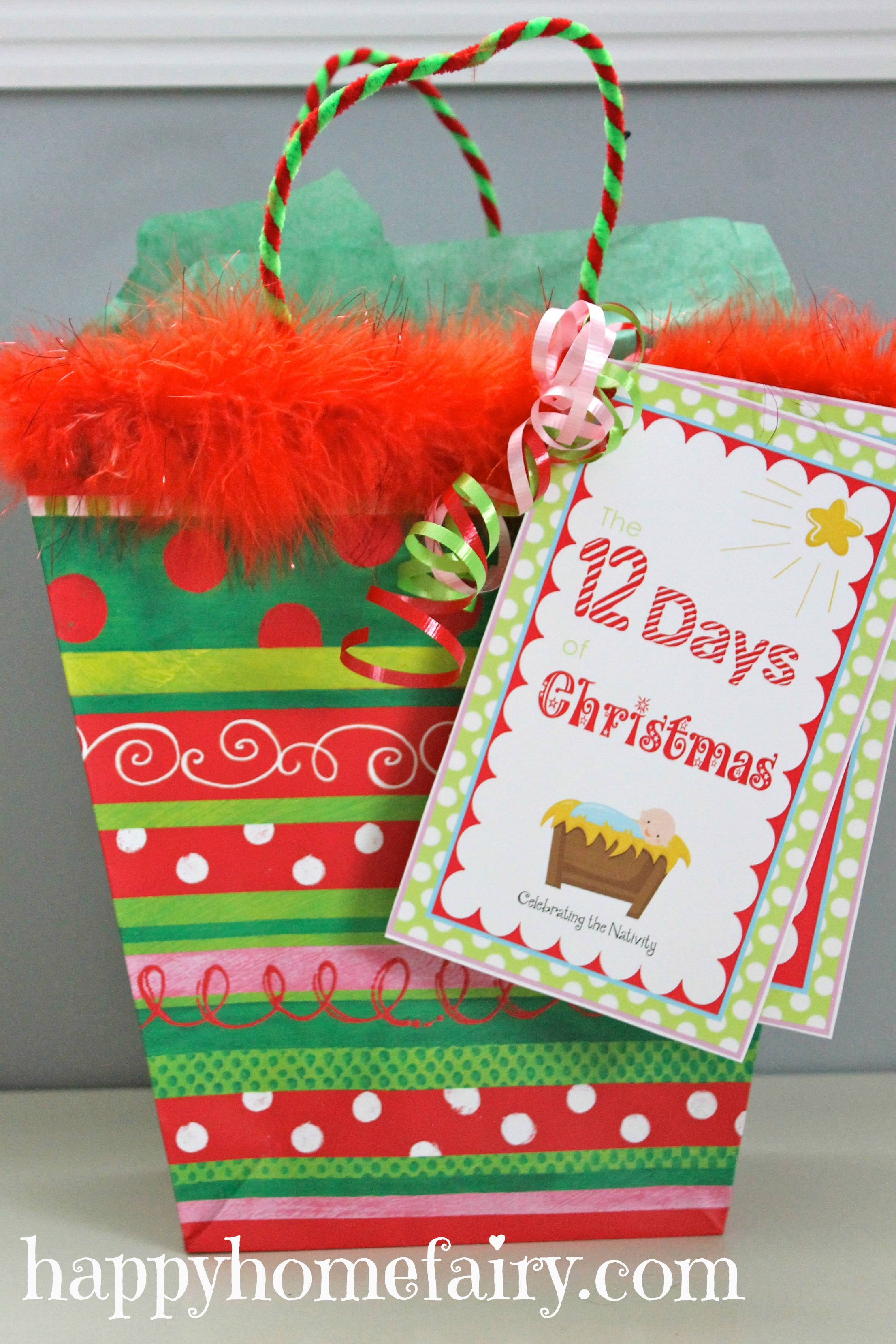 How Many Gifts Are In The Twelve Days Of Christmas.The 12 Days Before Christmas A Celebration Of The Nativity