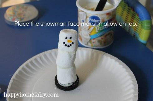 easy snowman snack6