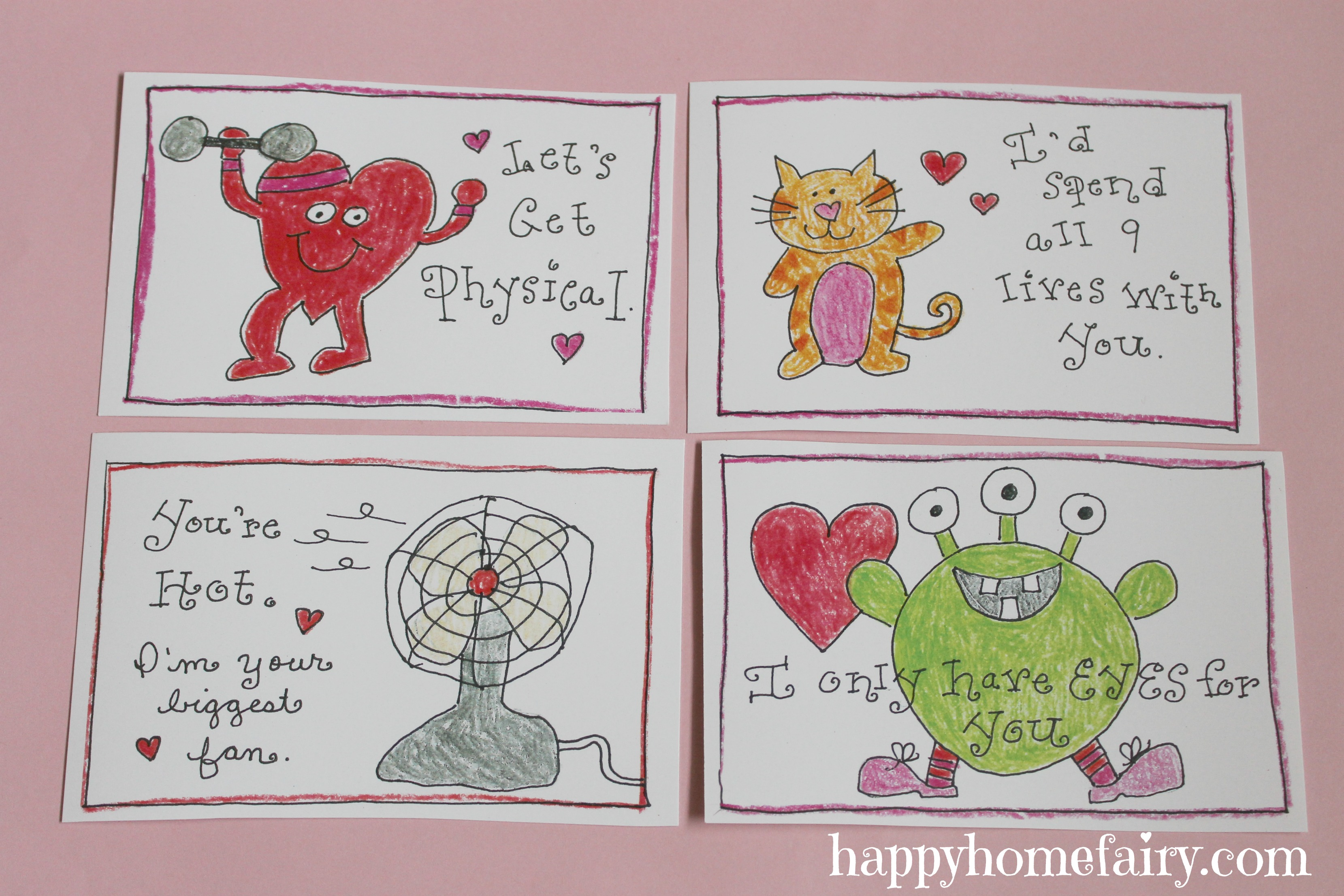 14 Days of Fun and Flirty Love Notes for Your Husband - FREE ...