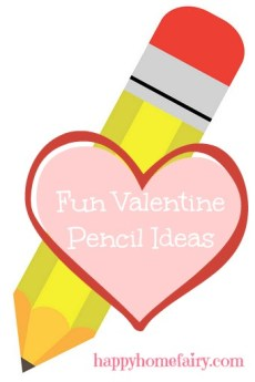 Valentine's Day and the Pencil