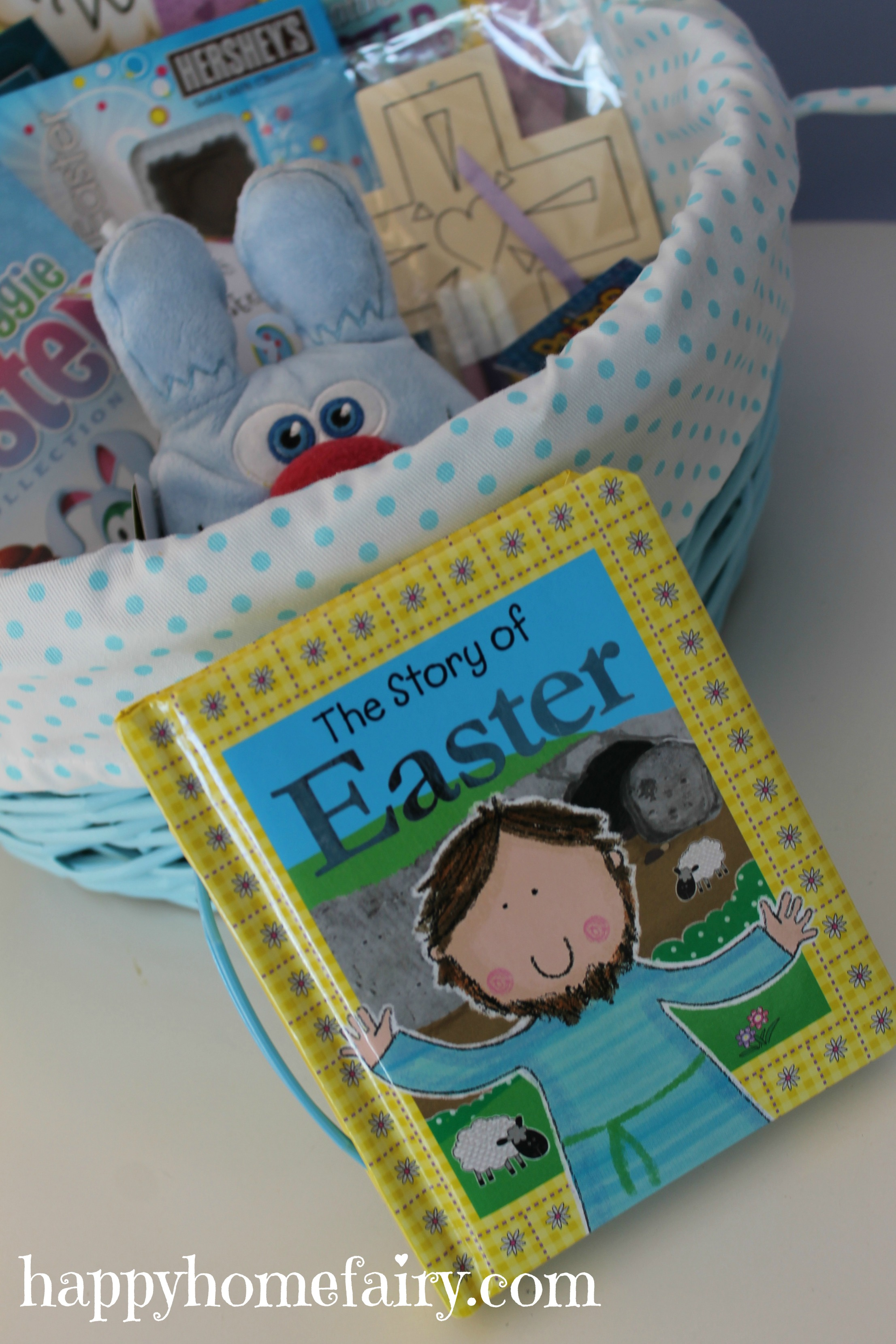 Christ centered easter basket ideas happy home fairy christian easter basket ideas2 negle Gallery