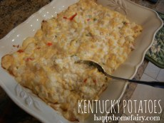 Recipe – Kentucky Potatoes