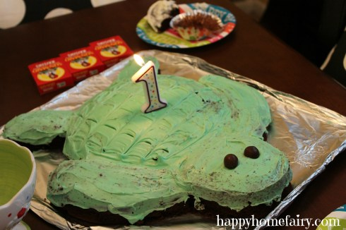 bday party cake