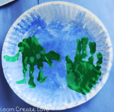 Earth Crafts for Earth Day