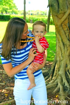 Teething in Style – GIVEAWAY!