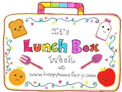 Lunch Box Week