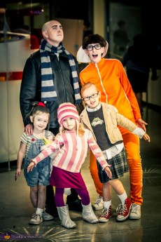Fun Halloween Costume Ideas for the Family