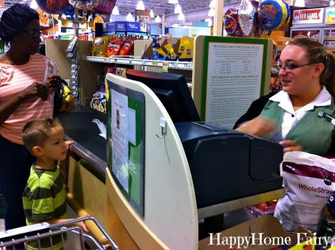 grocery store candy bar RAK 3
