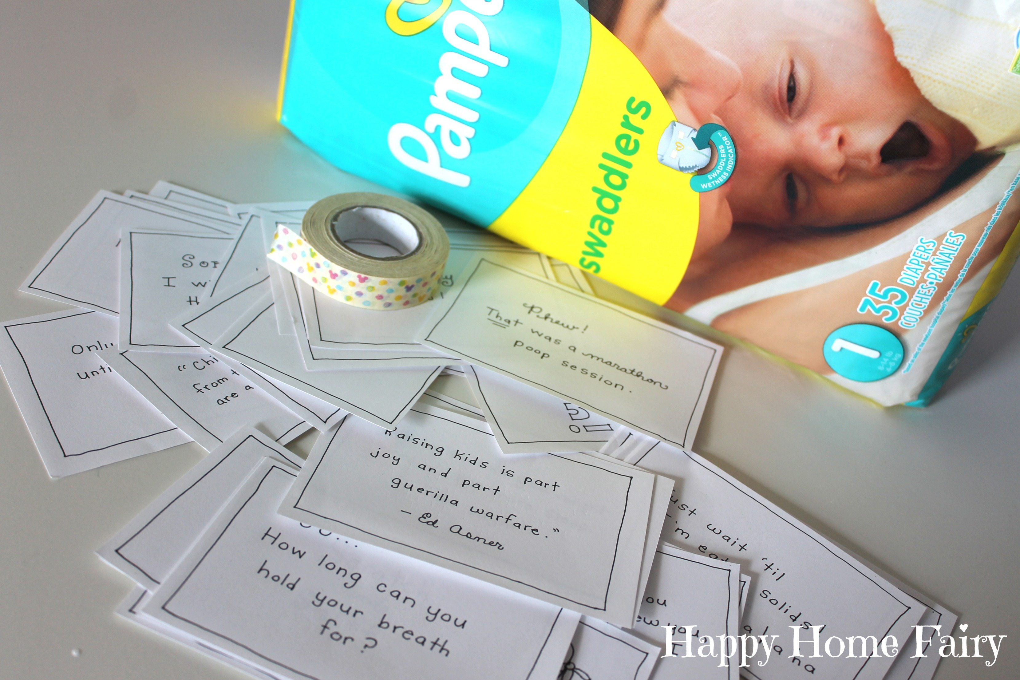 image about Late Night Diaper Messages Free Printable identified as Midnight Messages for Contemporary Mommies - Totally free Printable! - Satisfied