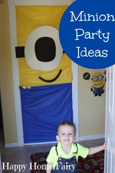 Minion Party – The Happy Baby's 2!